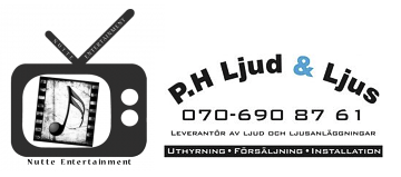 Nutte Entertainment - P.H Ljud & Ljus